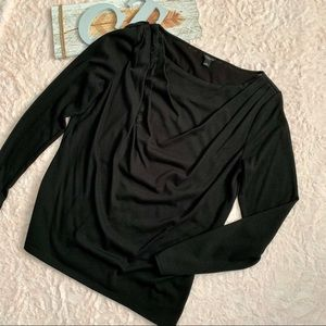 Ann Taylor Sweater With Lace